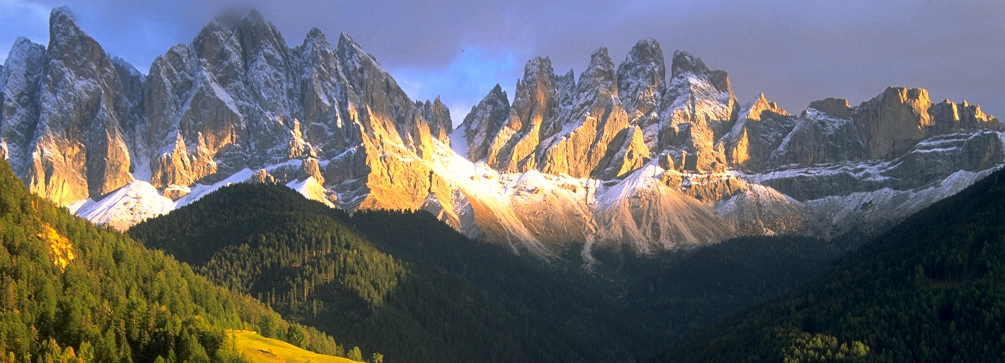 Odle Geisler, Val di Funes, Dolomites of Italy