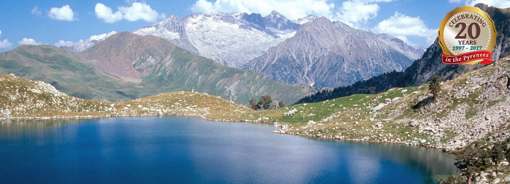 Ibon de Batisielles (lake), Estos Valley, Pyrenees of Spain