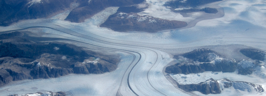 The Steffen Glacier, Patagonia