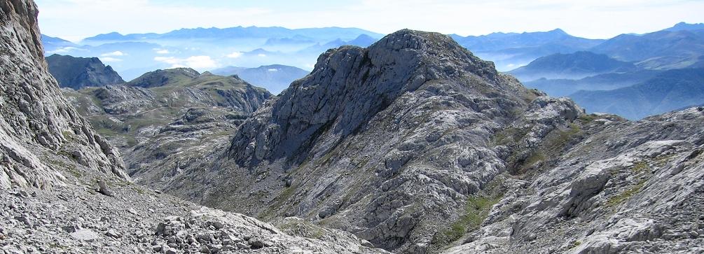 Near Pico de la Padierna, Picos de Europa, northern Spain